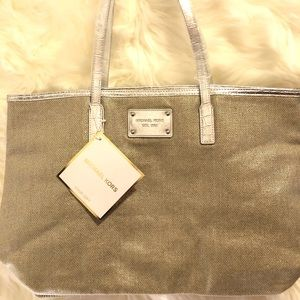 FREE WITH $100 purchase! NEW MICHAEL KORS TOTE